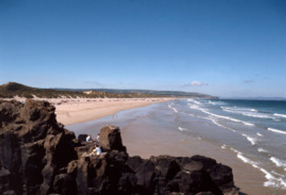 Portstewart Image © Northern Ireland Tourist Board