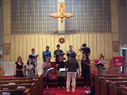 Peace Lutheran Church - Rehearsal