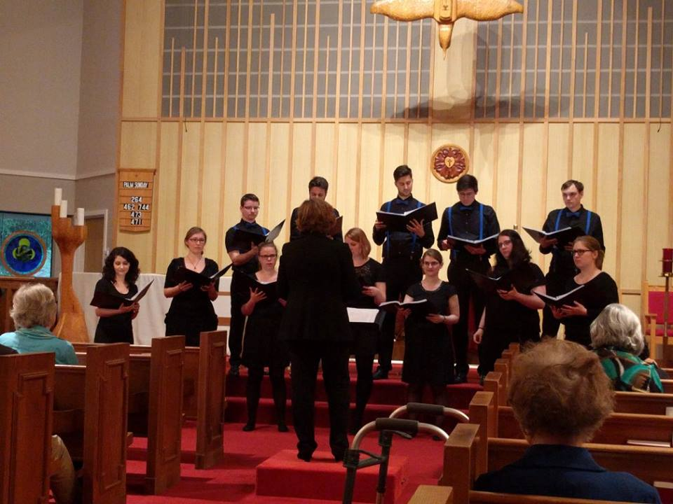 Peace Lutheran Church - Performance