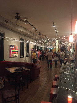 The Village Cafe_Salsa Night