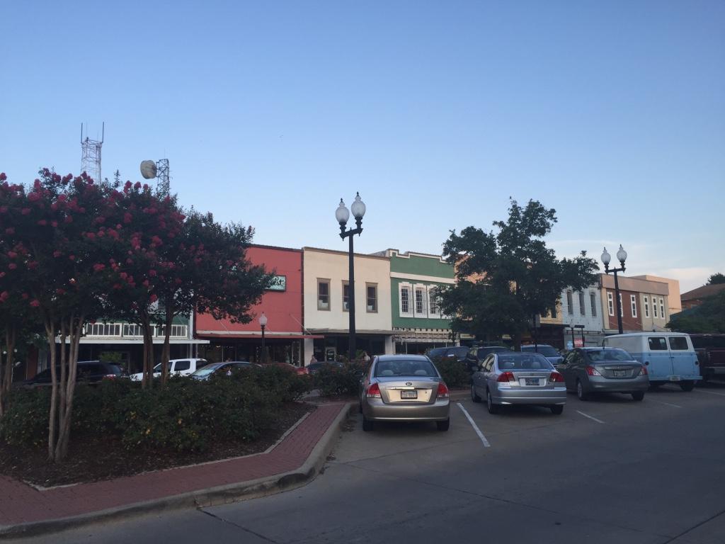 Downtown Bryan