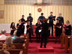 Peace Lutheran Church - Performance