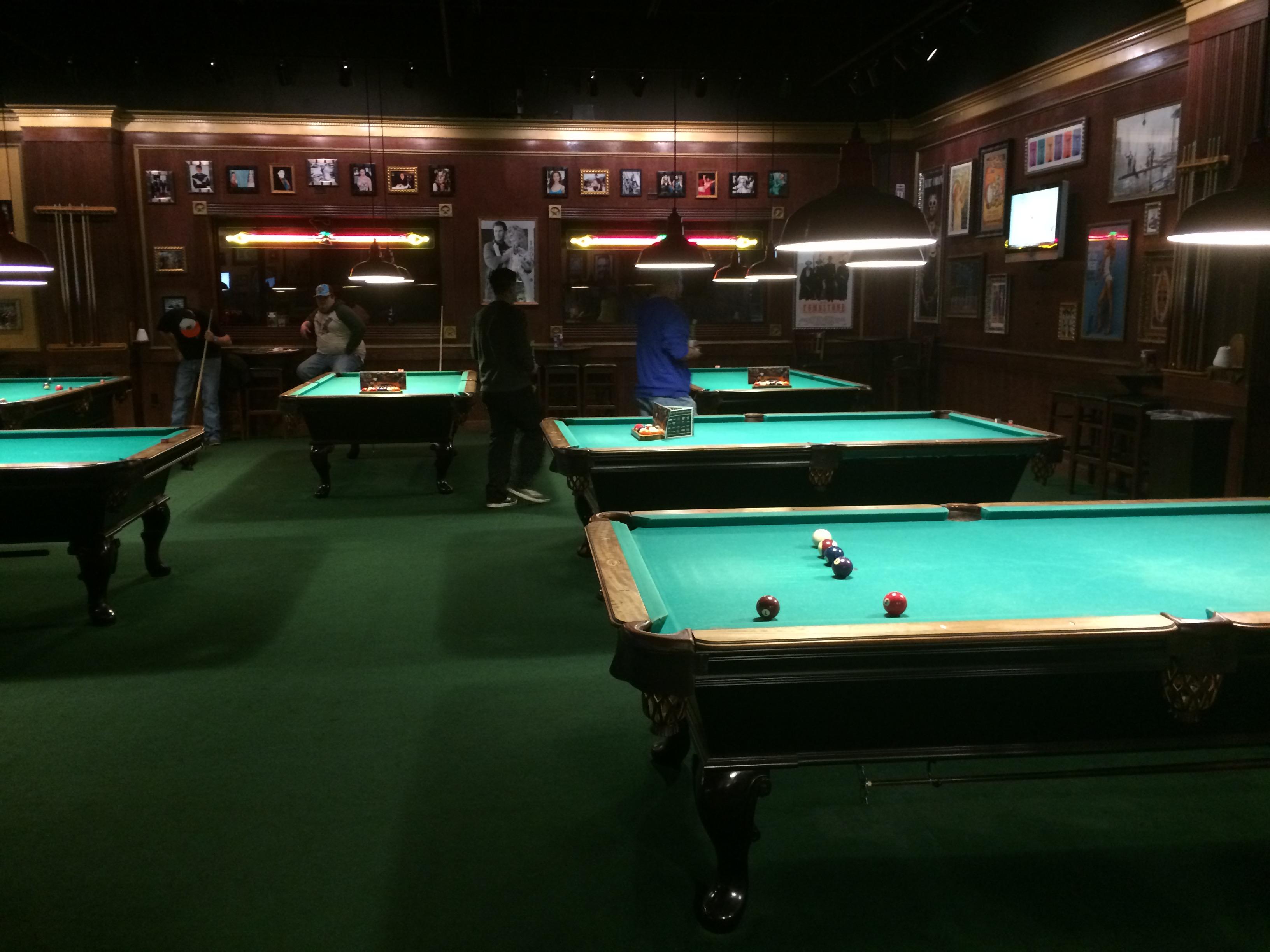 Fast Eddie's Billiards