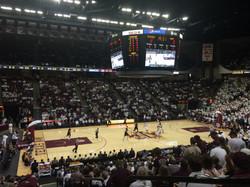 Texas A&M Basketball Game
