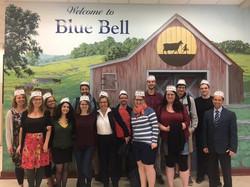 Blue Bell Ice Cream Tour
