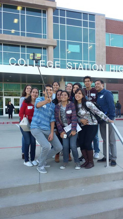 Mexican students in B-CS 2015