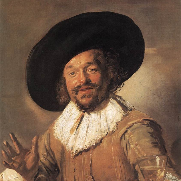 Cheers! A merry toast to Christmas with the Dutch Golden Age master.