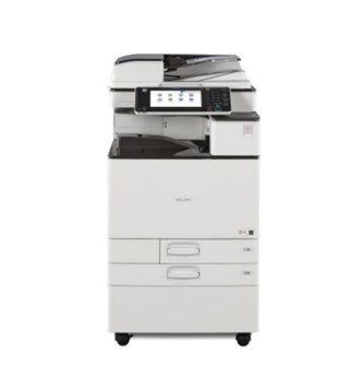 RICOH 45PPM to 55PPM color copier