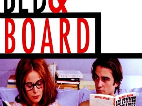 Domicile conjugal (Bed and Board)   Francois Truffaut
