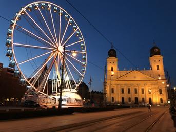 Debrecen, IKT