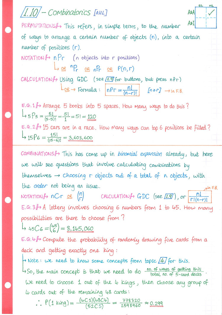 pg12 A&A HL - Topic 1 - Algebra Notes.jp