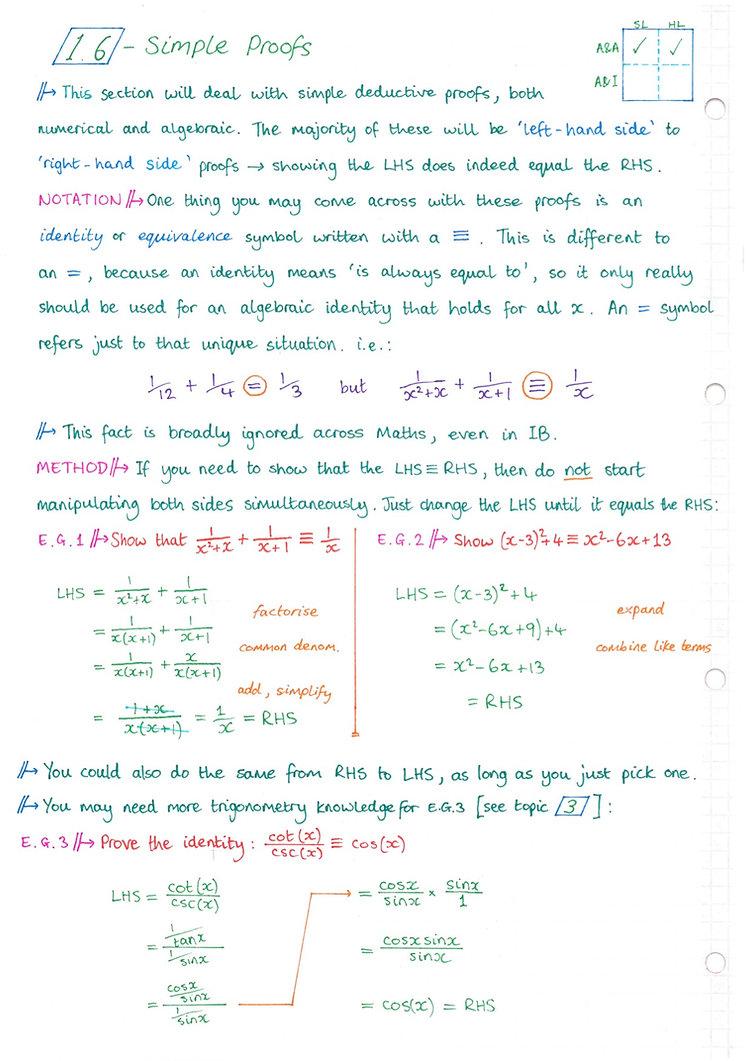 pg6 A&A HL - Topic 1 - Algebra Notes.jpg
