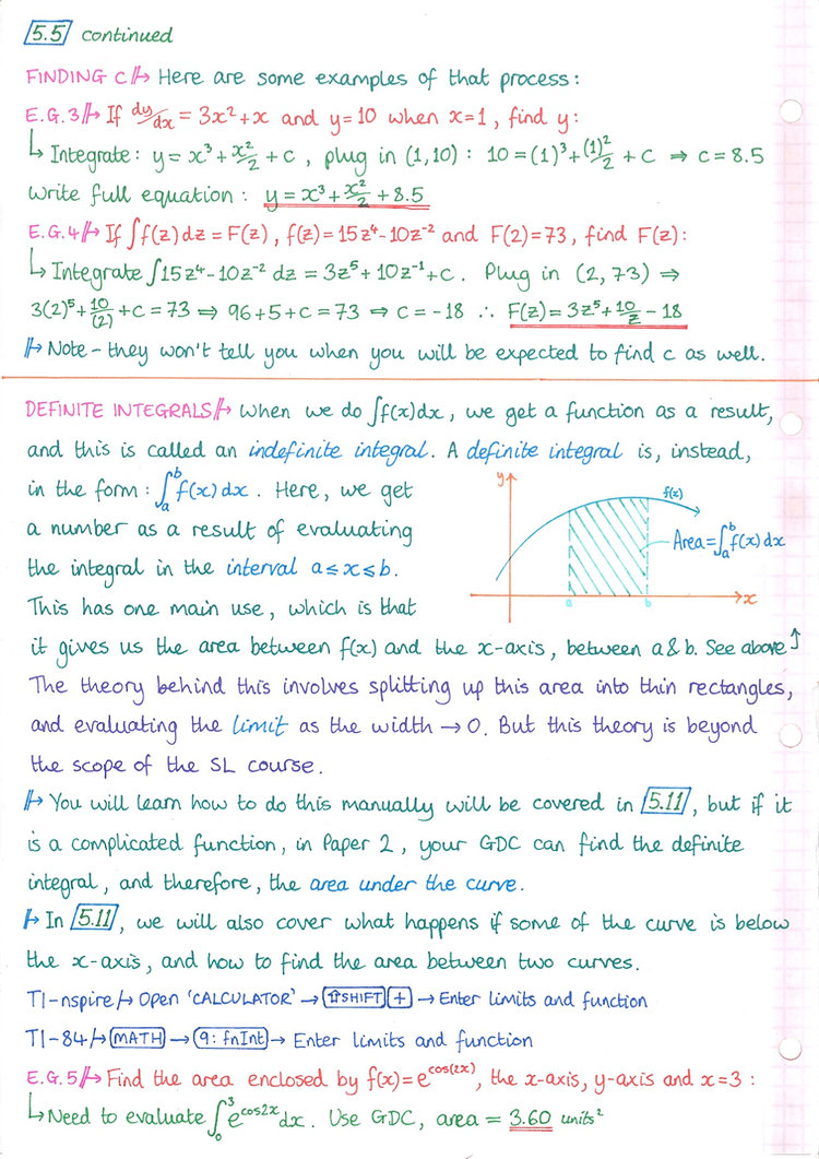 pg6 A&A HL - Topic 5 - Calculus Notes.jp