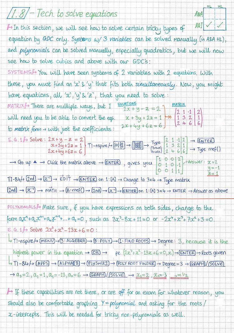 pg8 A&I SL - Topic 1 - Algebra Notes.jpg