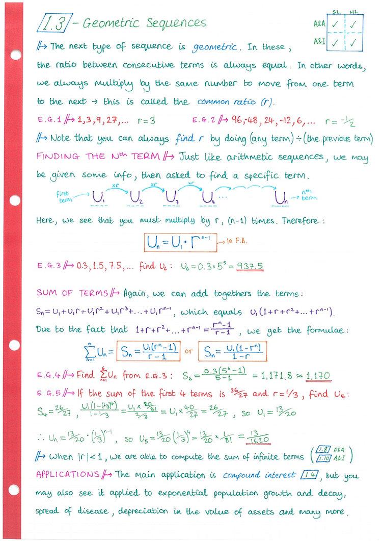 pg3 A&A HL - Topic 1 - Algebra Notes.jpg