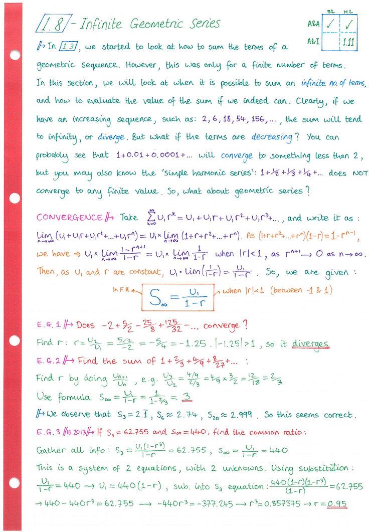 pg9 A&A HL - Topic 1 - Algebra Notes.jpg