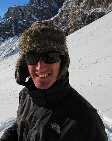 Lorenzo sulla neve