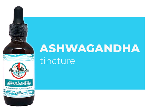 Ashwagandha Tincture