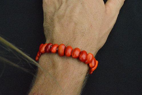 Wili Wili seed bracelet