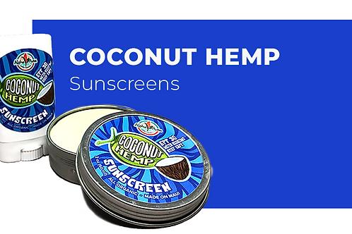 Coconut Hemp Sunblock