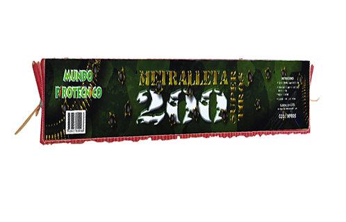 SUPER METRALLETA 200
