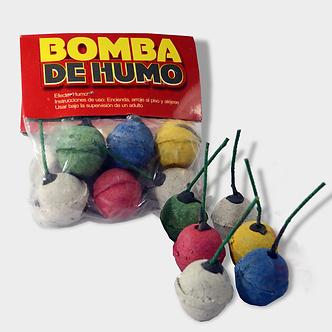 BOMBA DE HUMO