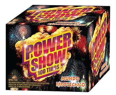 POWER SHOW 100 TIROS