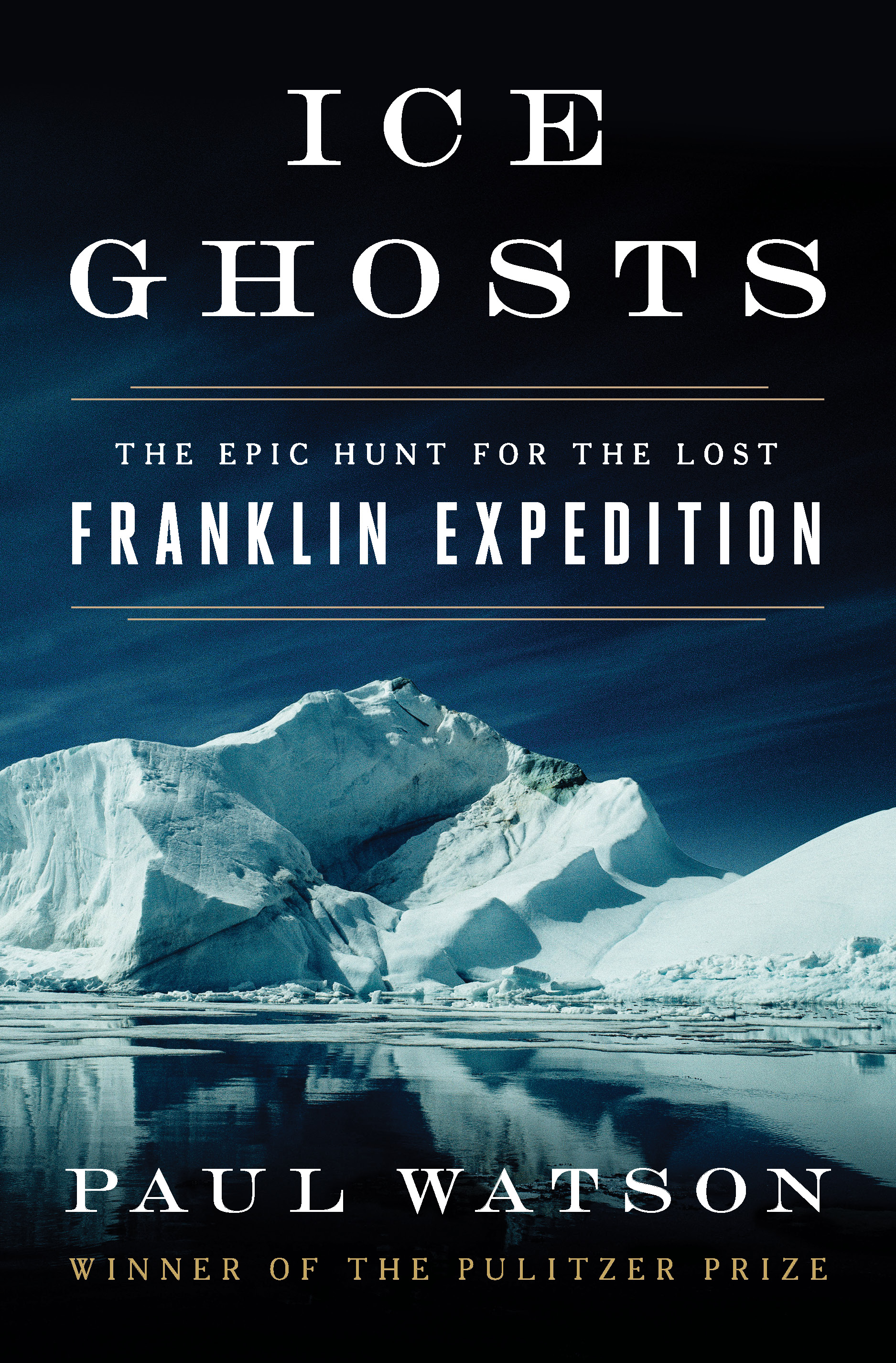 Ice Ghosts: Franklin Expedition