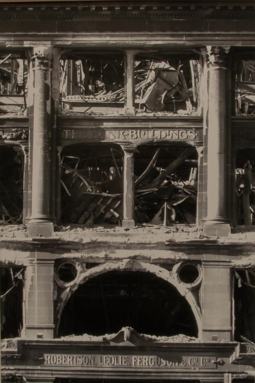 MONO - Devastation by David Finlay (7 marks)