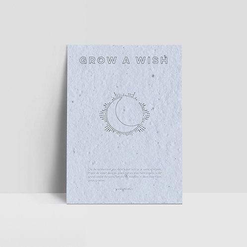 GROW a WISH (moon)