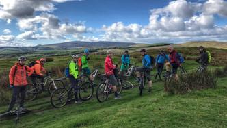 Group Photo - Glyndwrs Way