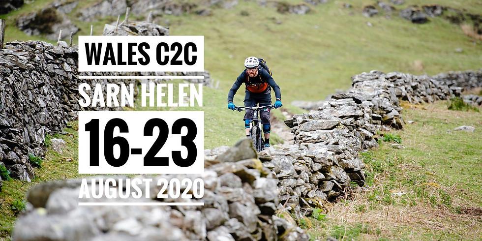 Wales Coast to Coast - Sarn Helen
