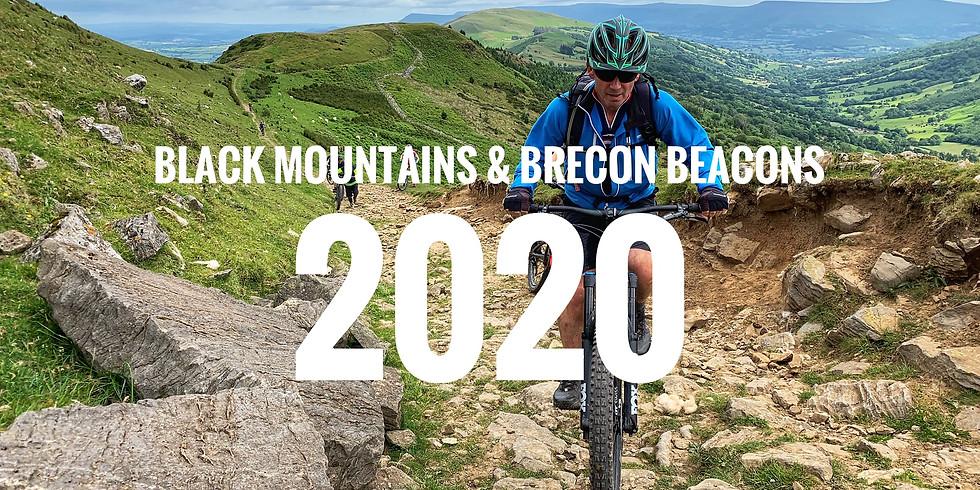 Black Mountains & Brecon Beacons Epic