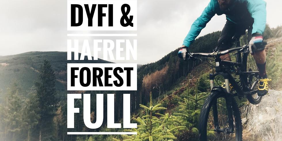 Dyfi & Hafren Forest Enduro