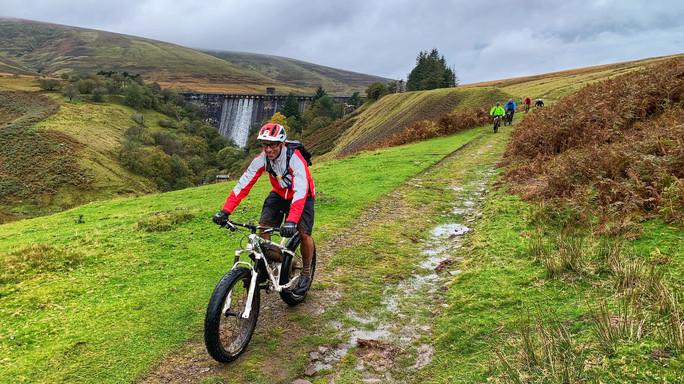 Gwyrne Fawr Dam