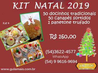 PROMOÇÕES DE NATAL