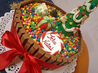Tortas e sobremesas de Natal