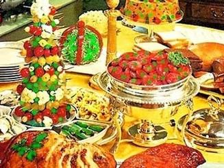 Comidas para o Ano Novo - O significado dos Alimentos da Ceia do Reveillon