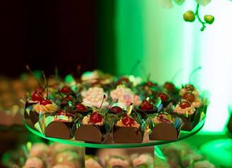 Quantidade de doces por convidado