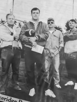 1987 Coaching staff