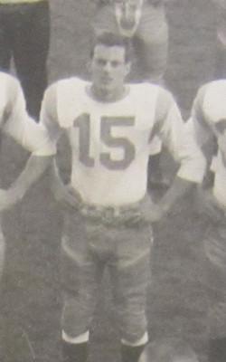 Coach Tom 1959 U.O. Frosh