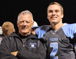 2015 Eric Dungey All State QB