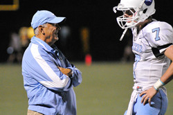 Coach and Tommy Blanchard, 2014