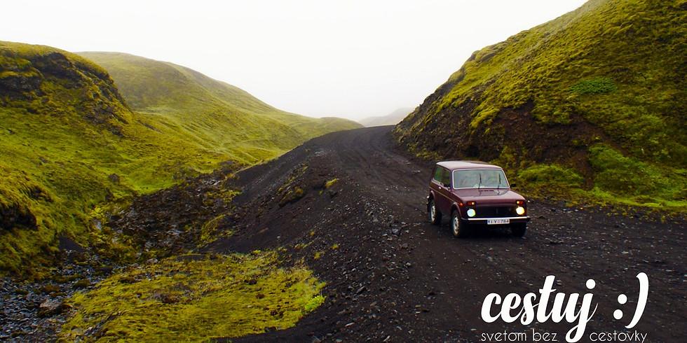Cestuj :) po Islande na Lade Nive