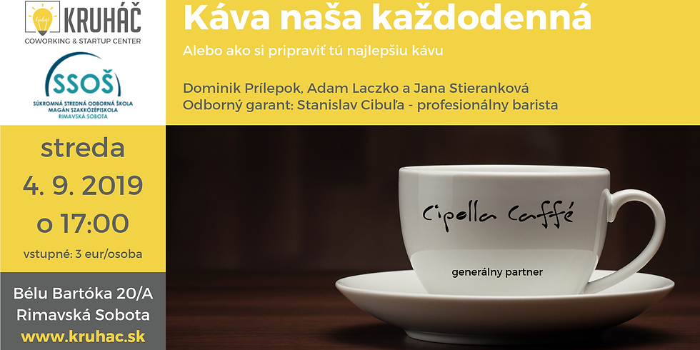 Káva naša každodenná