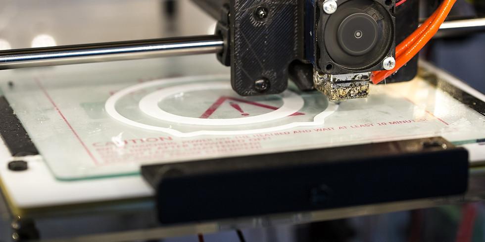 3D tlač - Santova dielňa