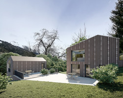 naemas Architekten_Chalets B, Pflersch