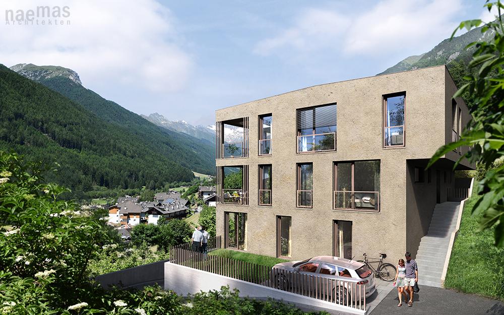 naemas Architekten - vistamonte Ost