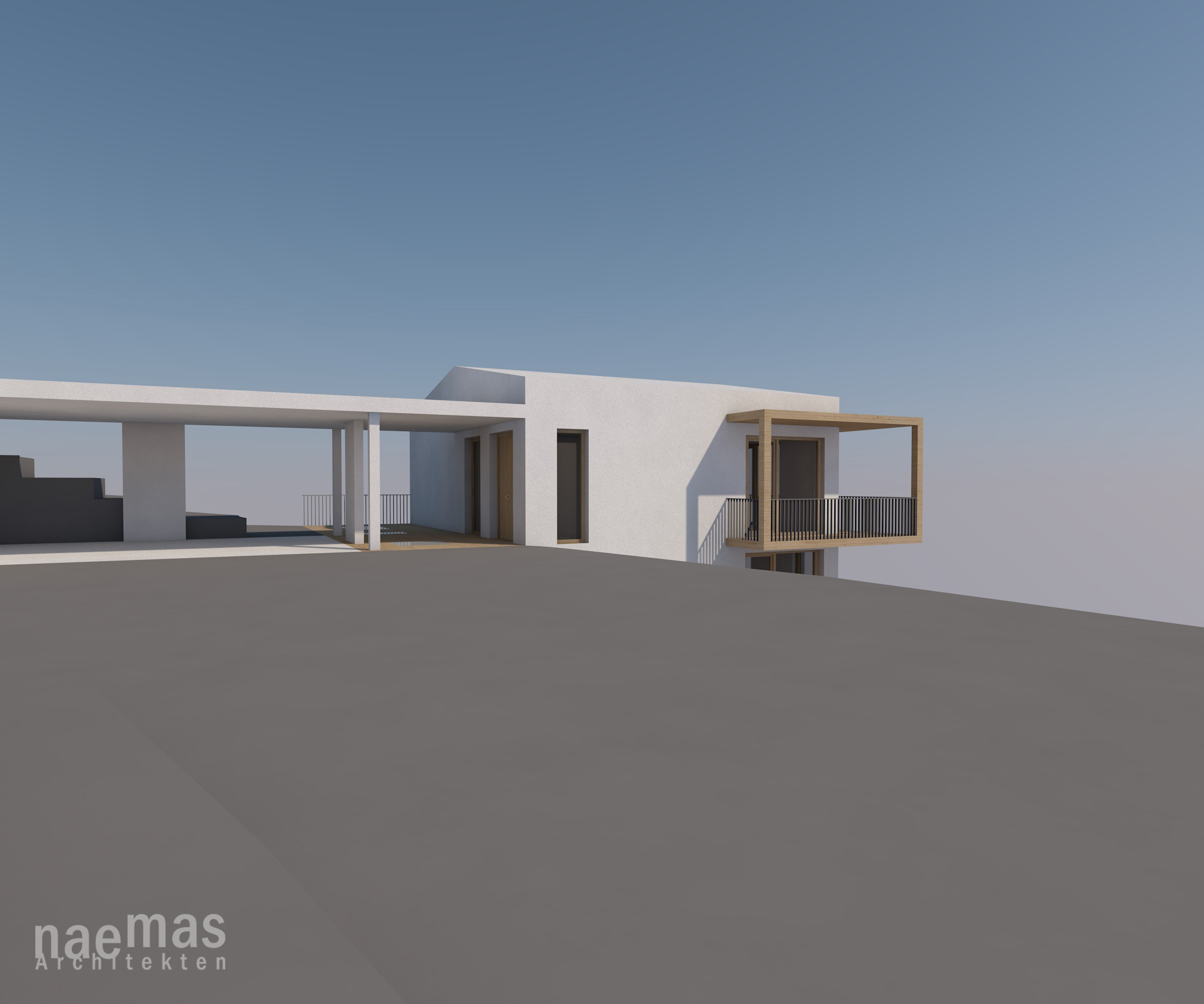 naemas Architekten_Villa P
