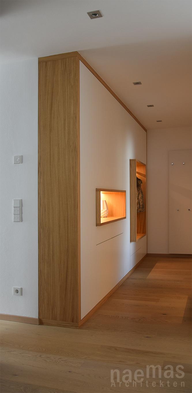 naemas Architekten - FOYER EBA - Lana - Gesamtansicht